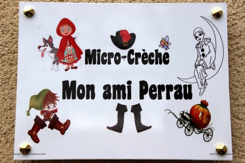 "Inauguration Micro crèche ""Mon ami Perrau"""
