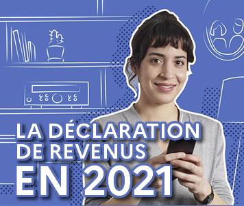 Campagne de déclaration des revenus de 2020
